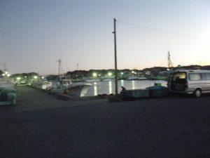 大原漁港 ポイント01