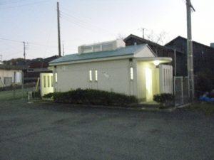 大原漁港 トイレ02