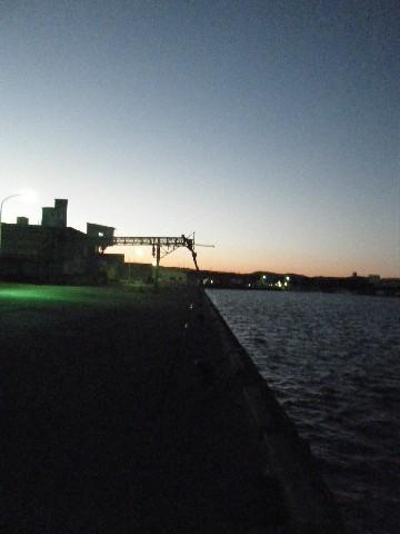大原漁港 全景