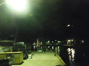 勝山漁港 常夜灯