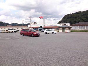 小湊港 駐車場02