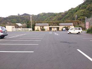 保田港 駐車場
