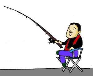 上総湊港 サトシ釣り開始