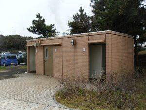 東扇島西公園 トイレ01