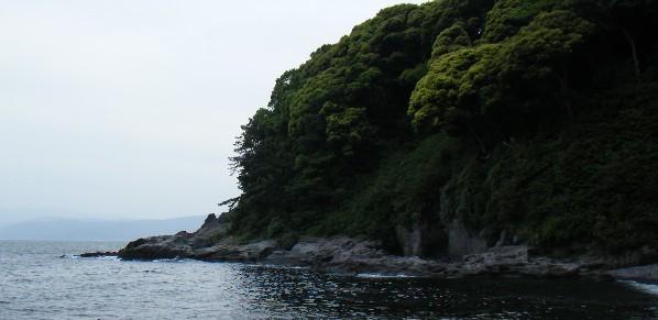 番場浦 遠景02