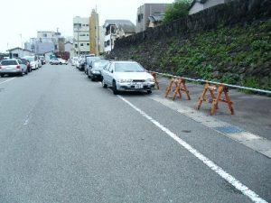 網代港 駐車禁止