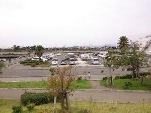 焼津 ふぃしゅーな 駐車場