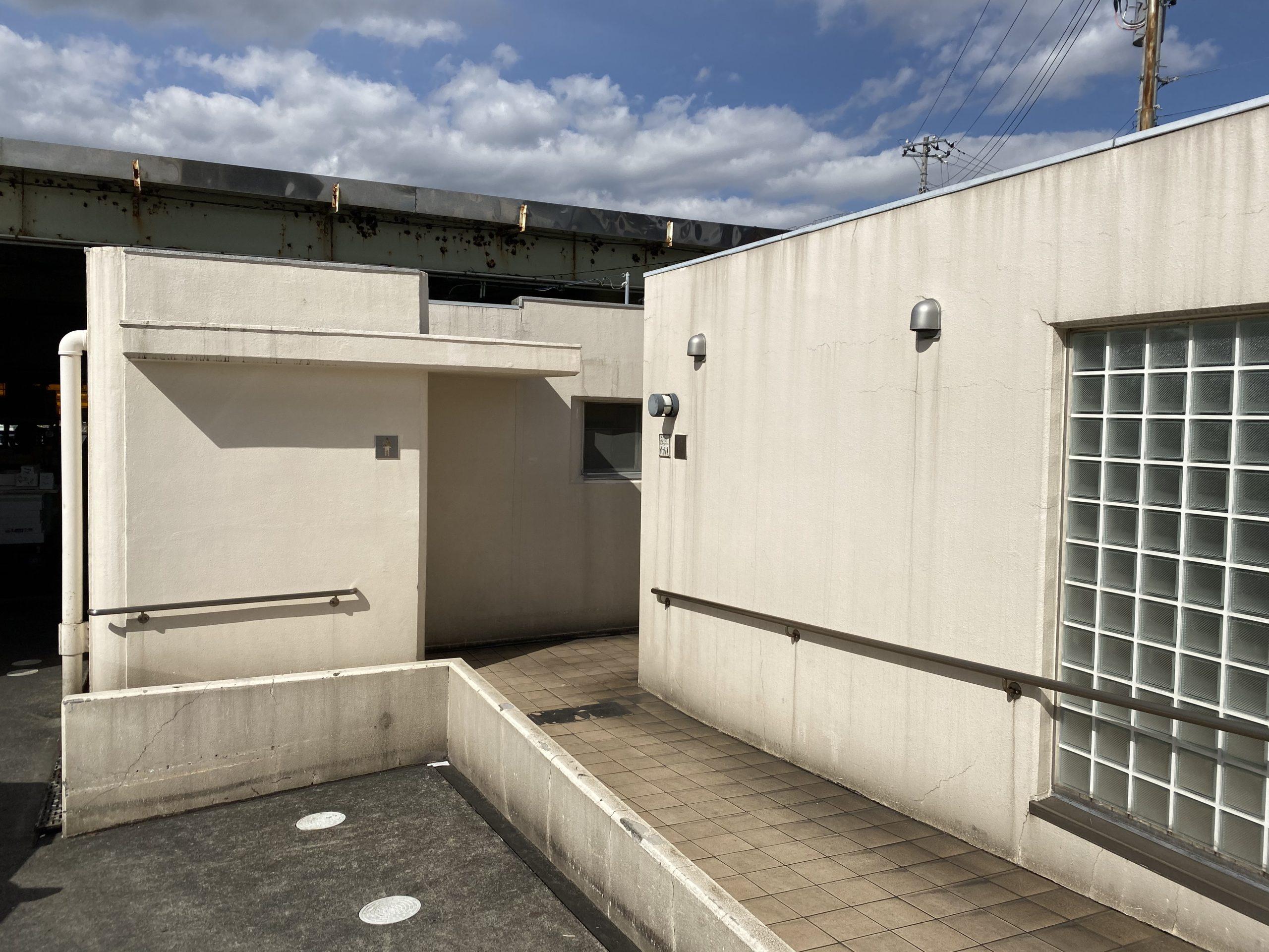 小田原港(早川港)トイレ