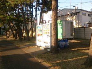 猫実川河口 トイレ01