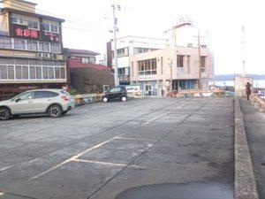 太海港 駐車場