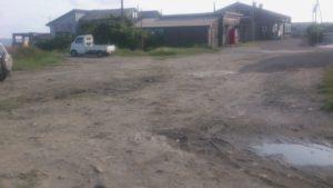 原港 駐車場