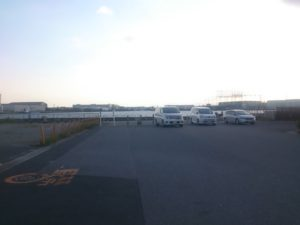 市川港 駐車スペース
