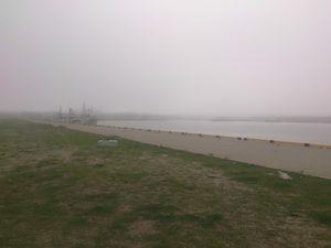 波崎新漁港 駐車場