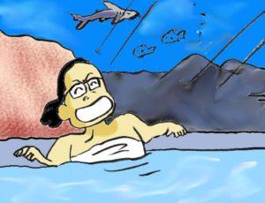 ハトヤ裏 リツコ 海底温泉