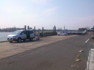 堀江ドック 駐車場