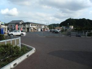 龍島港 駐車場03