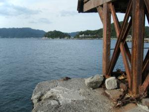 龍島港 岸壁02
