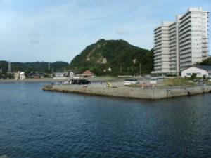 龍島港 岸壁04