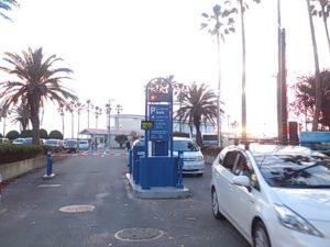 小坪港 駐車場