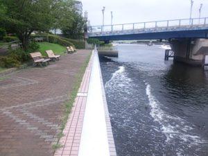 潮見さざなみ公園 ポイント02