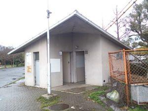 泉大津人工島 トイレ