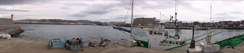 新宿漁港 全景01