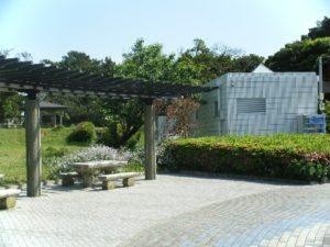 長井荒井漁港 トイレ
