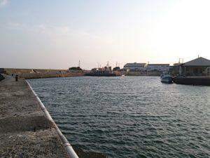 千田港 ポイント02