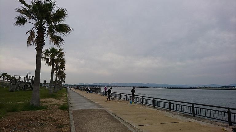 浜名湖 新居海釣公園01