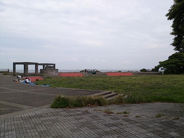 長浜水路 公園