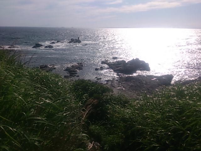 明鐘岬 全景