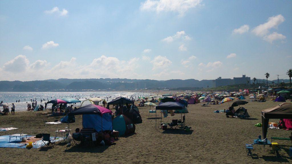 御宿岩和田海水浴場