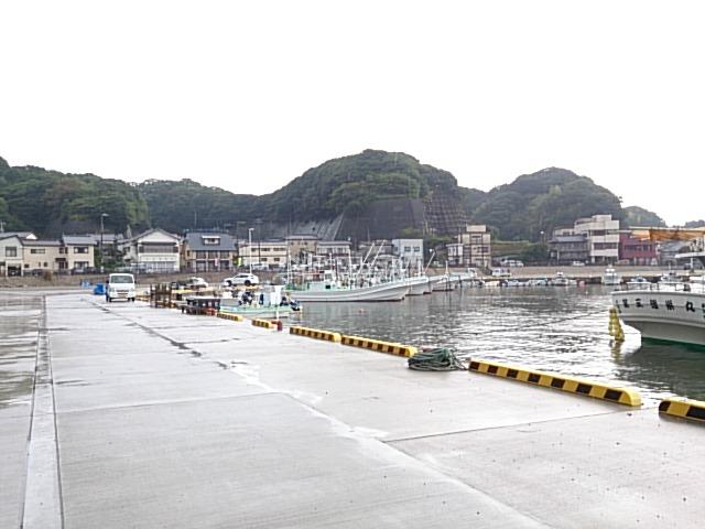 平潟港 全景