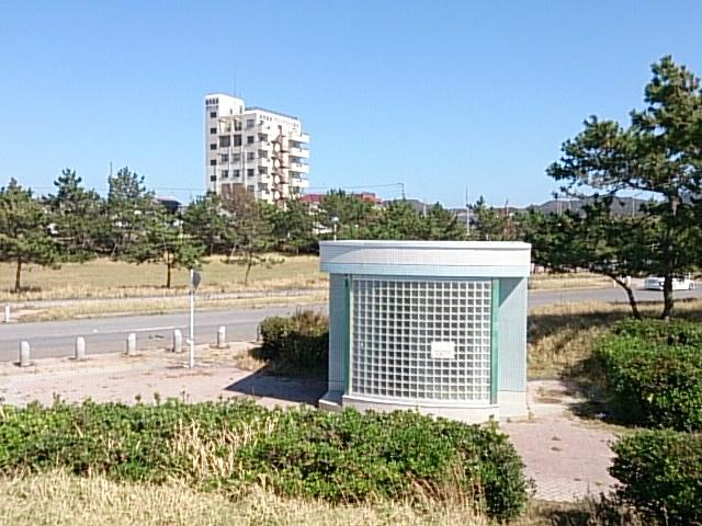 飯岡漁港 トイレ01