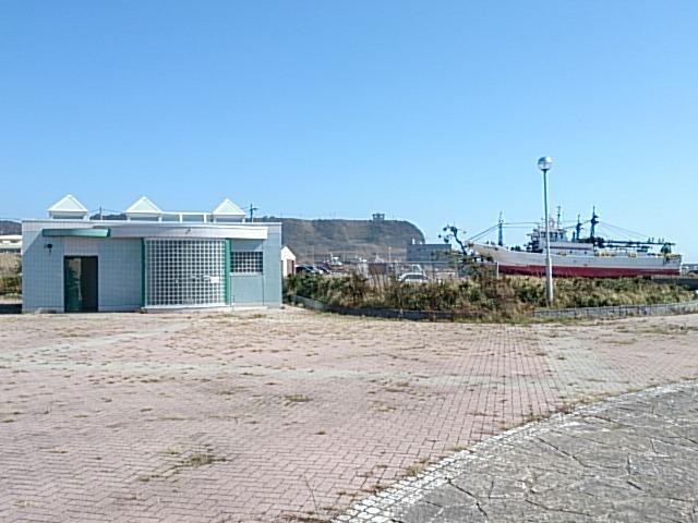 飯岡漁港 トイレ02