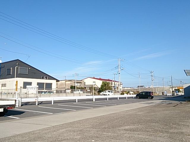 波崎漁港 駐車場