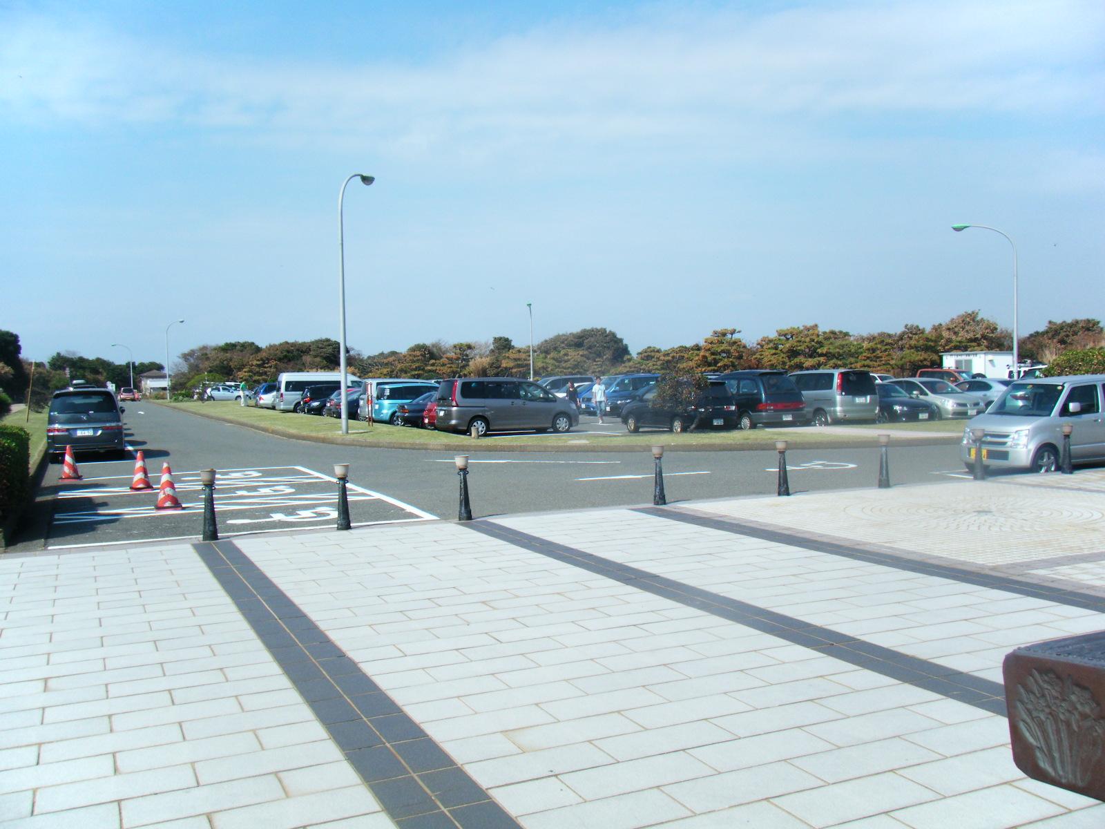 城ヶ島 水垂 駐車場