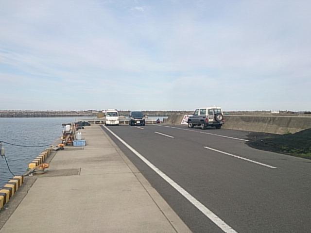 日立会瀬港 修復後