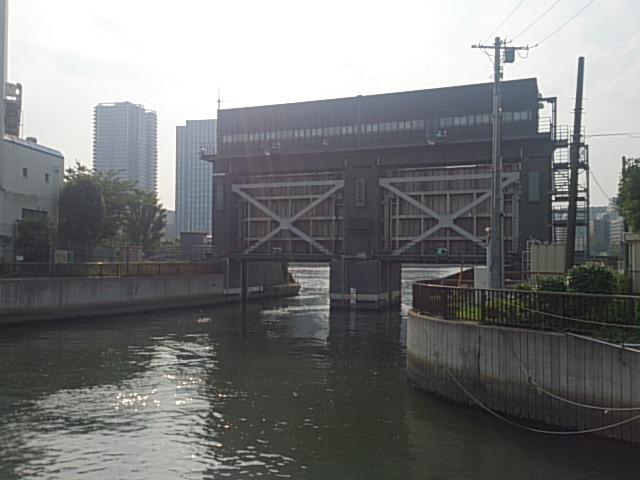 大島川水門02