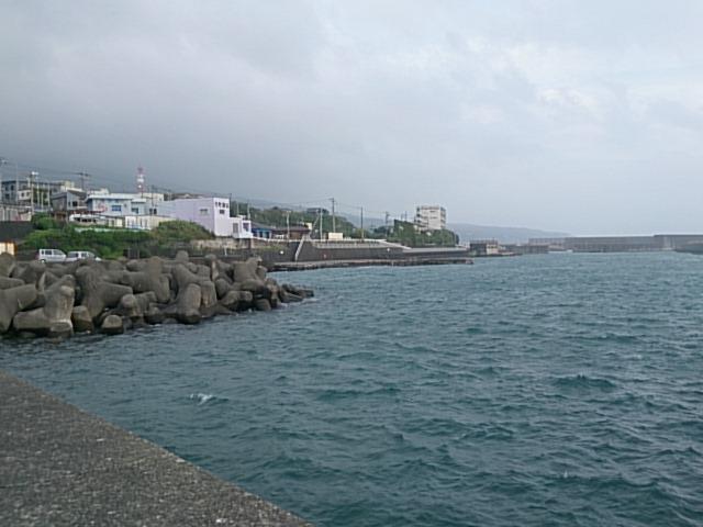 大島 元町港09