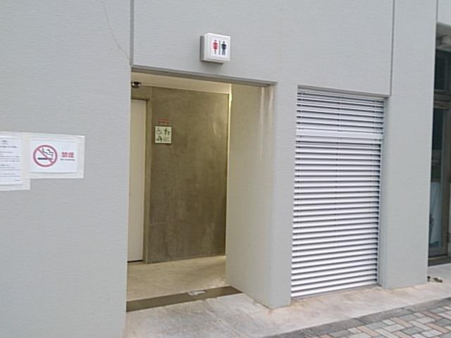 大島 元町港 トイレ