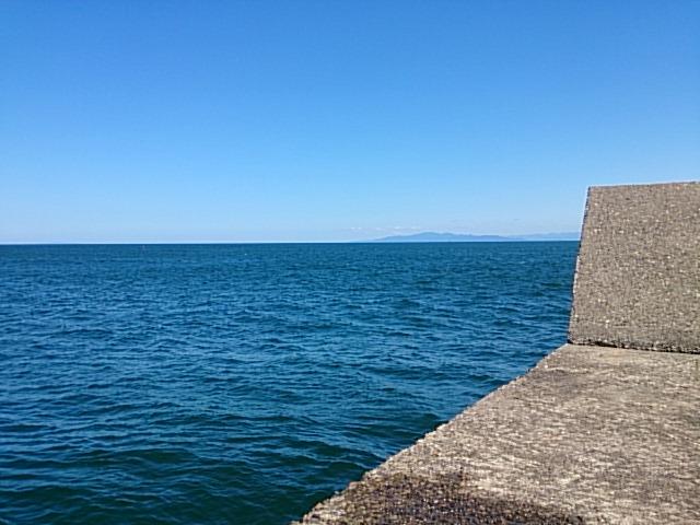 東港第2東防波堤 先端