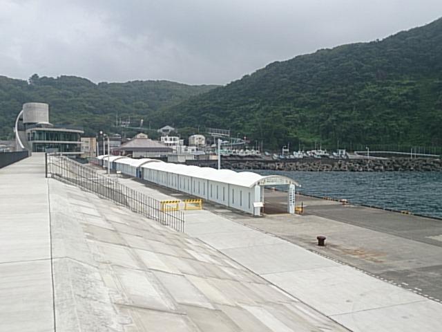 大島 岡田港 03