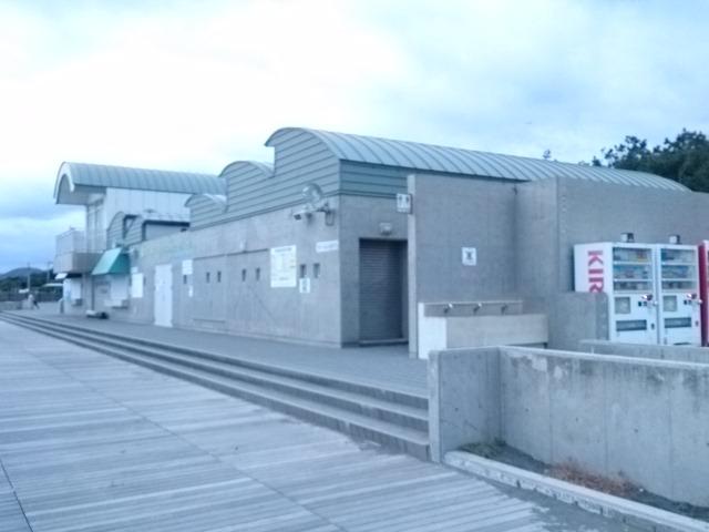 平塚砂丘トイレ