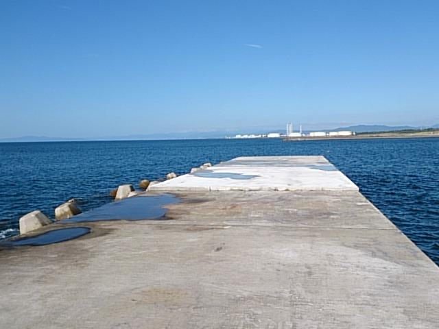 島見浜縦堤05