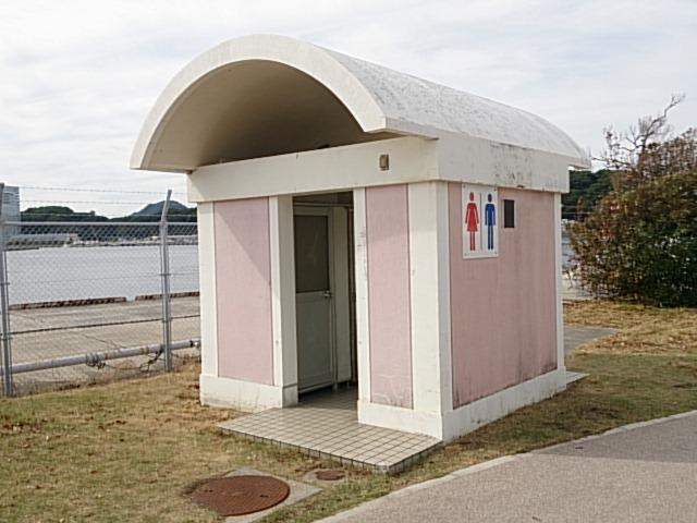 宇品波止場公園 トイレ02