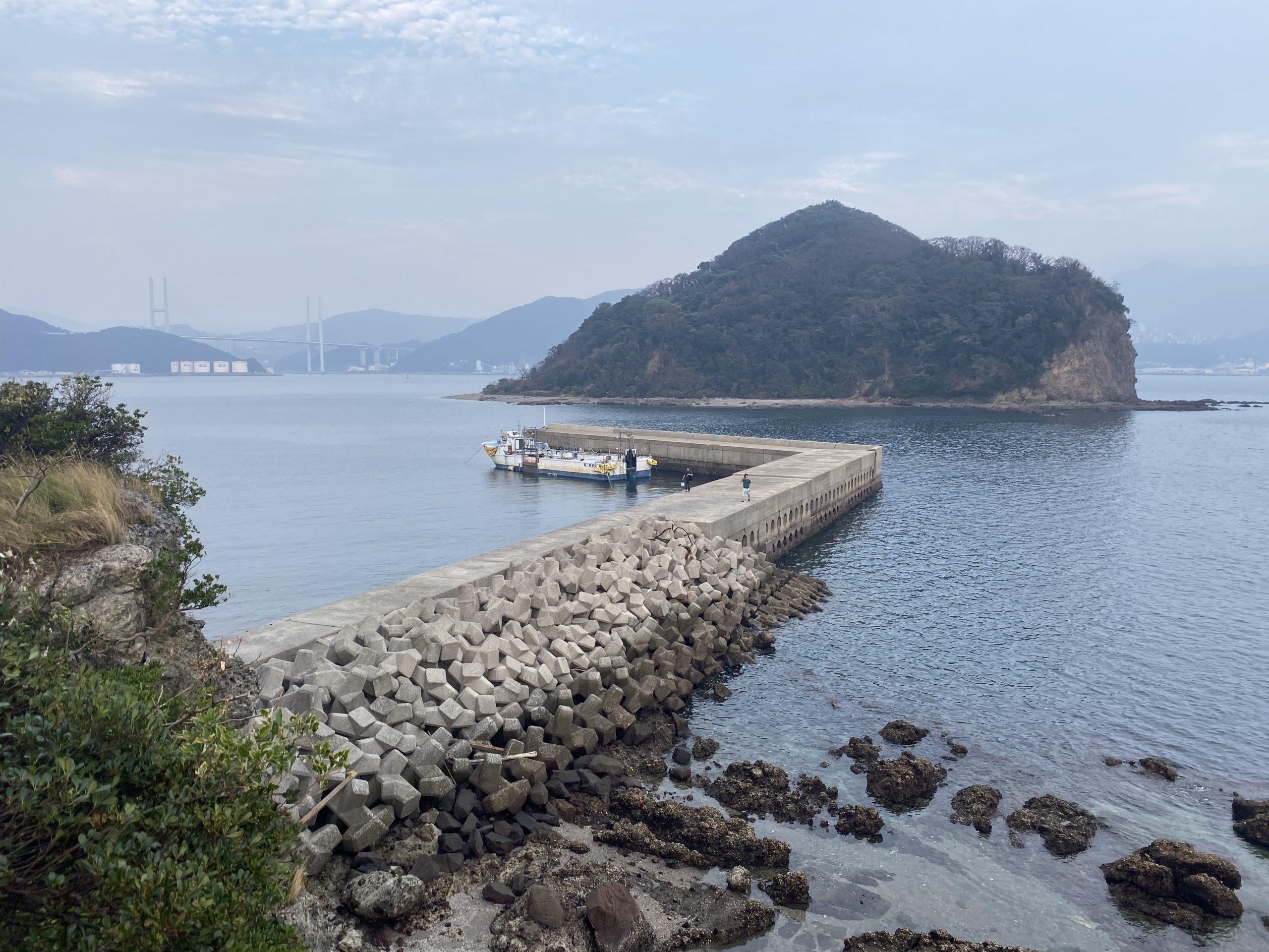 長崎神ノ島マリア像周辺01