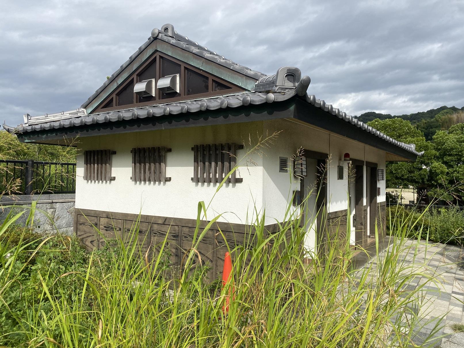 高浜観光港公園 トイレ