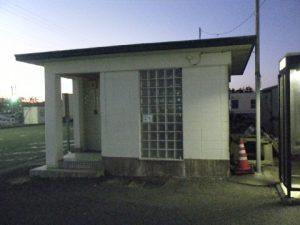 大原漁港 トイレ01