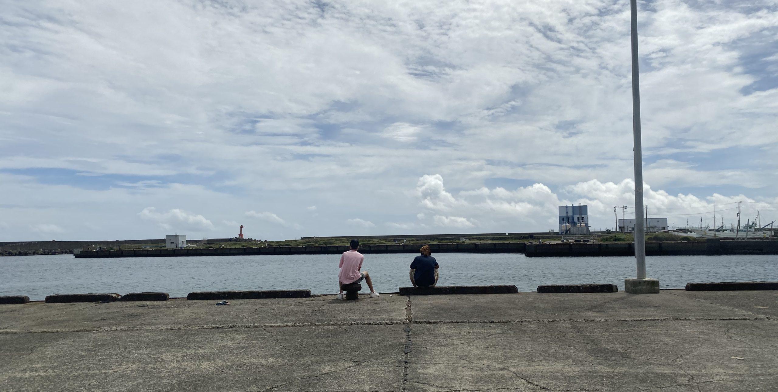 乙浜港 釣り 護岸ポイント